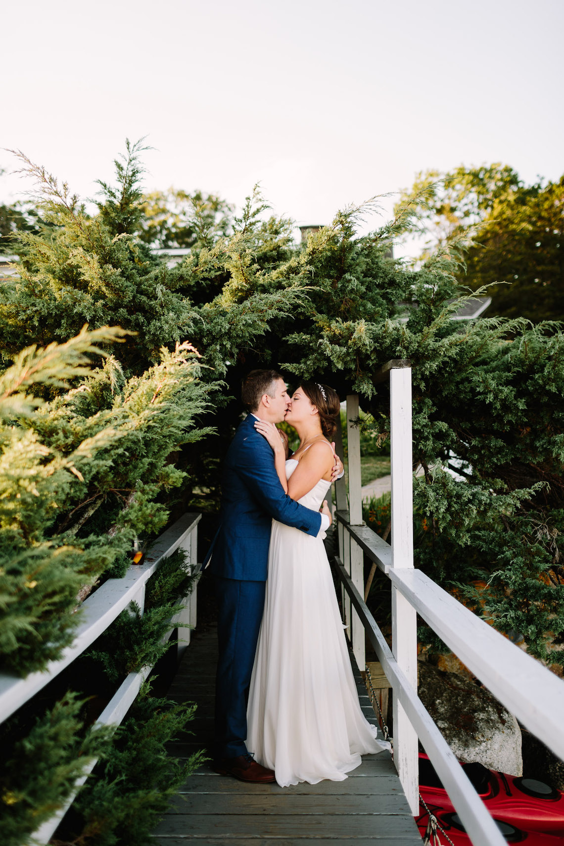 Nautical New England Wedding (With Lobster Rolls!) | Let's Frolic Together 27