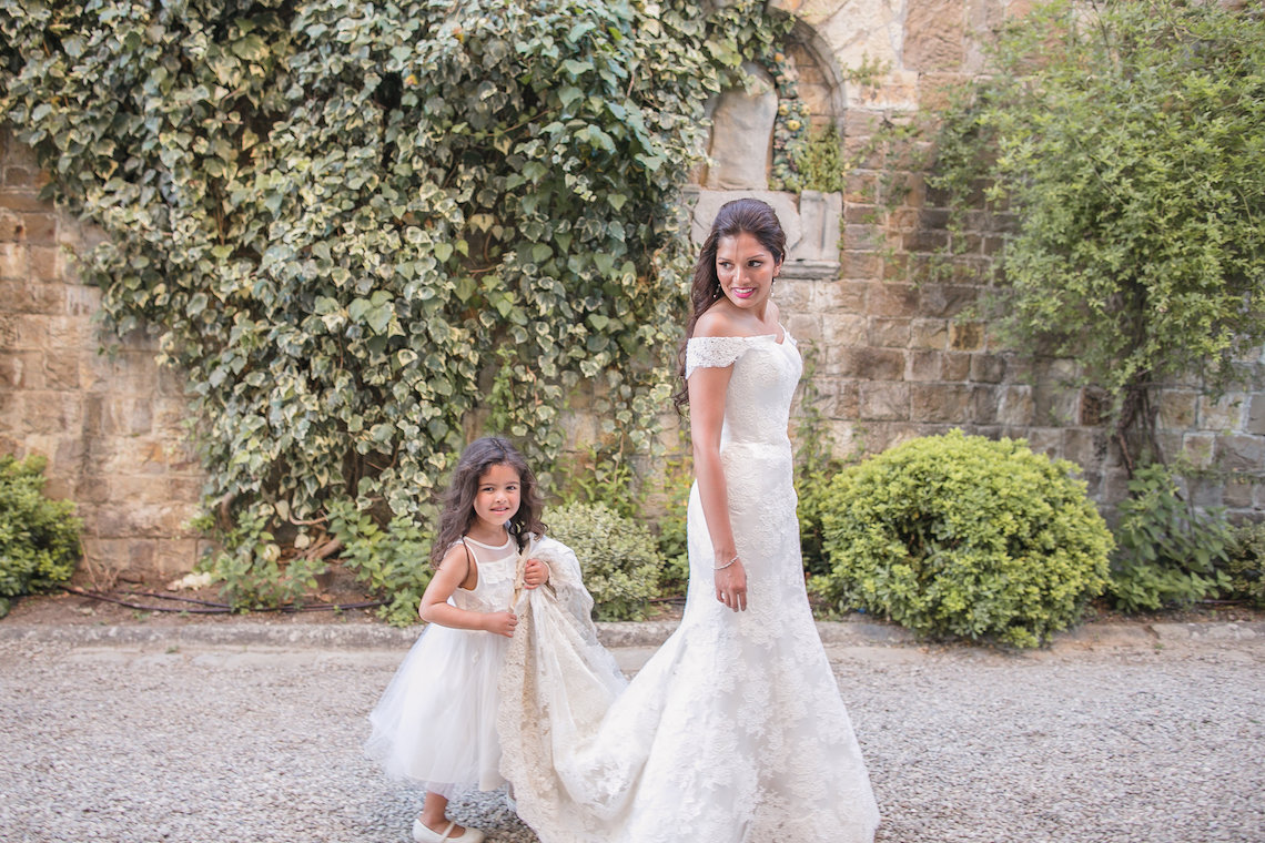 Practically Royal Tuscan Wedding | Storyett Photography 35