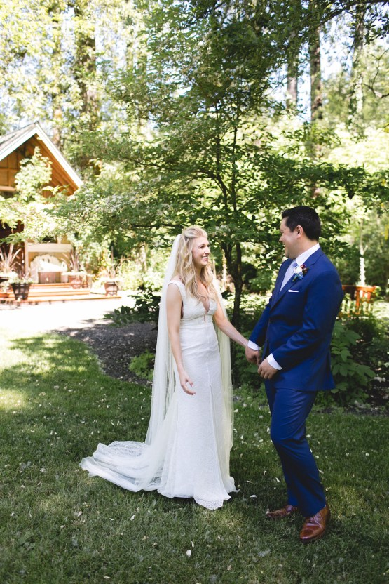 Relaxed Backyard Pacific Northwest Wedding | EVENTful Moments | Meghan Klein Photography 19