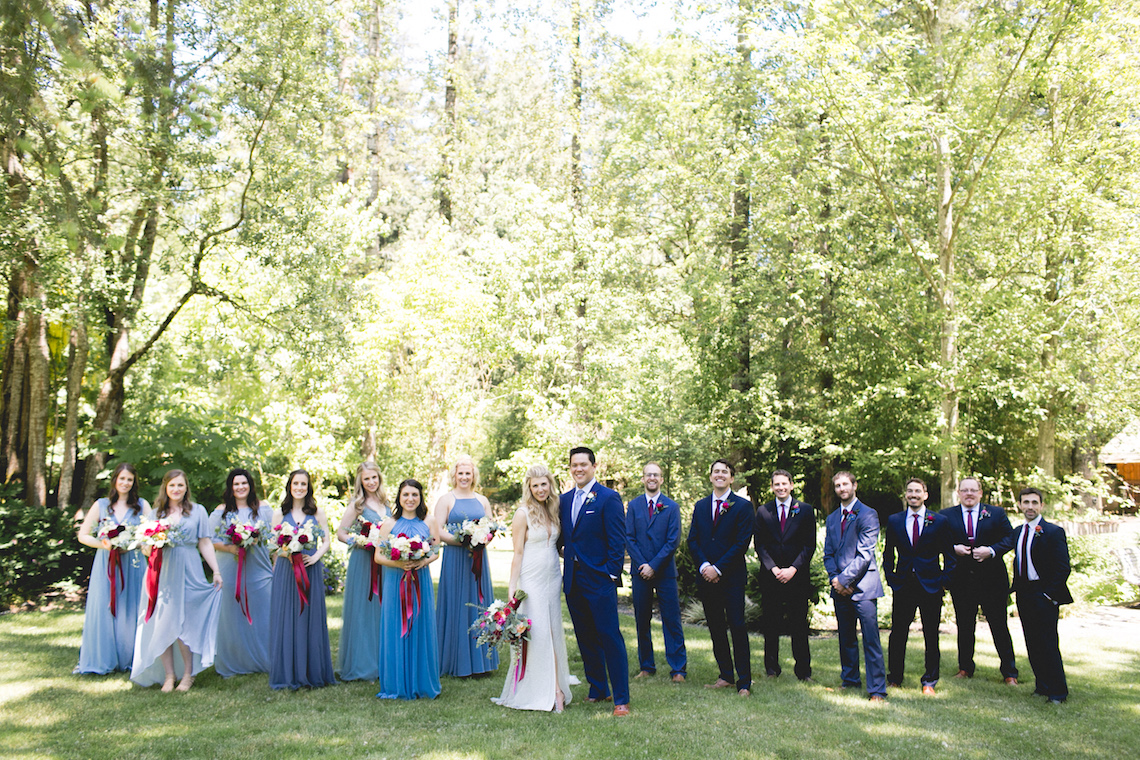 Relaxed Backyard Pacific Northwest Wedding | EVENTful Moments | Meghan Klein Photography 4