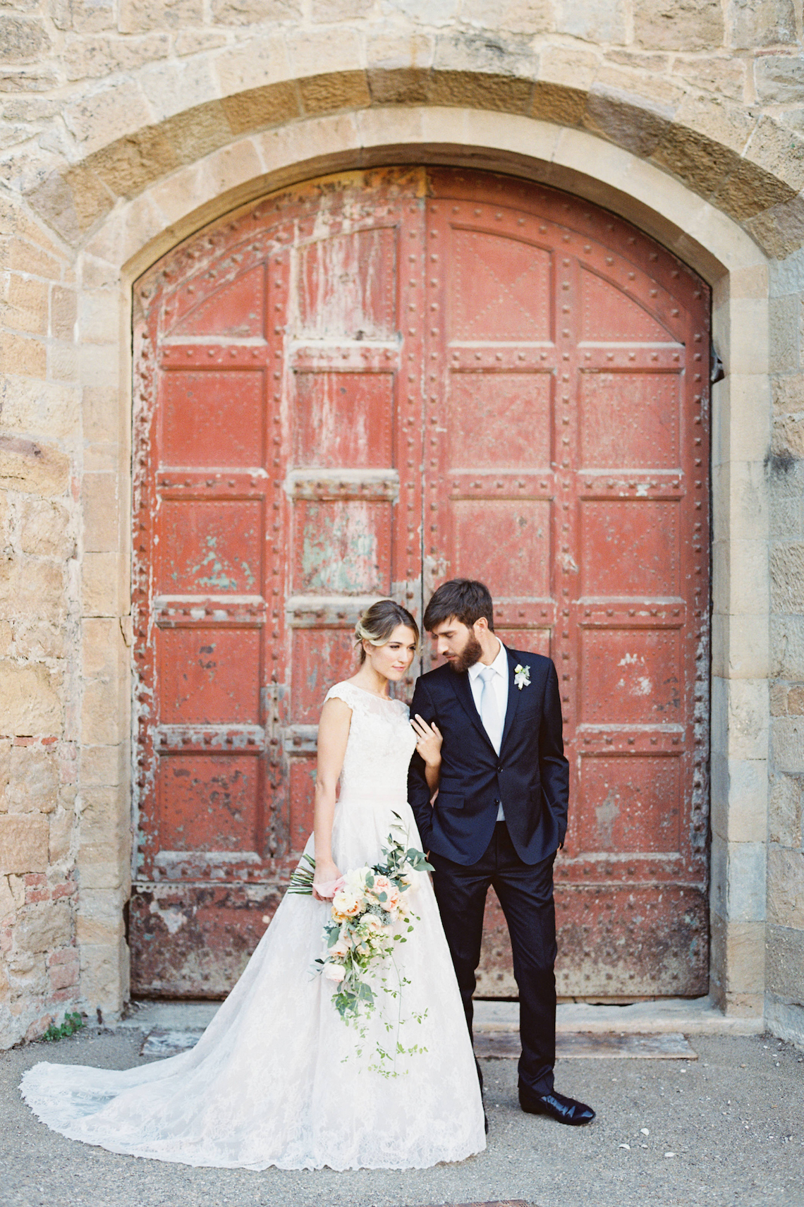 Romantic Italian Countryside Wedding Inspiration | Adrian Wood Photography 32