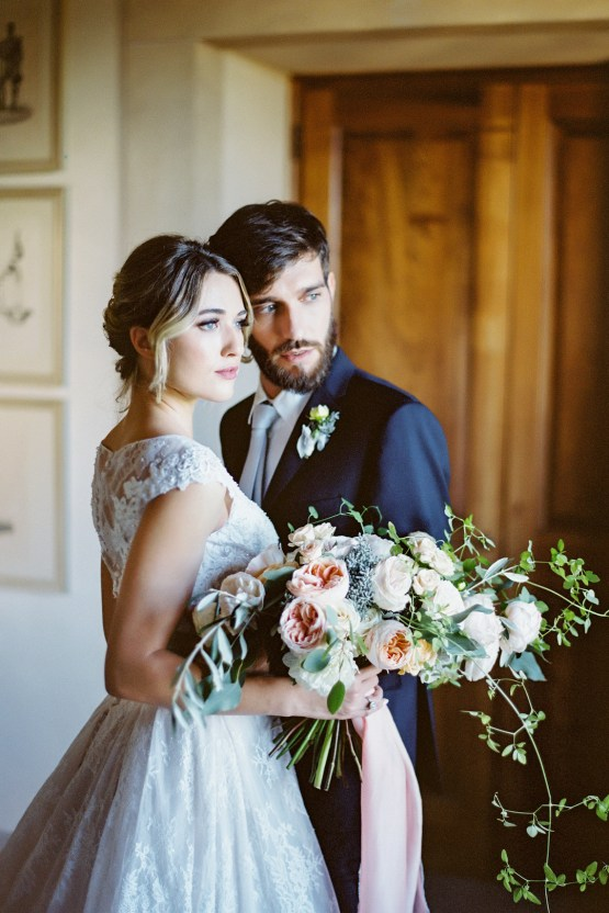 Romantic Italian Countryside Wedding Inspiration | Adrian Wood Photography 5