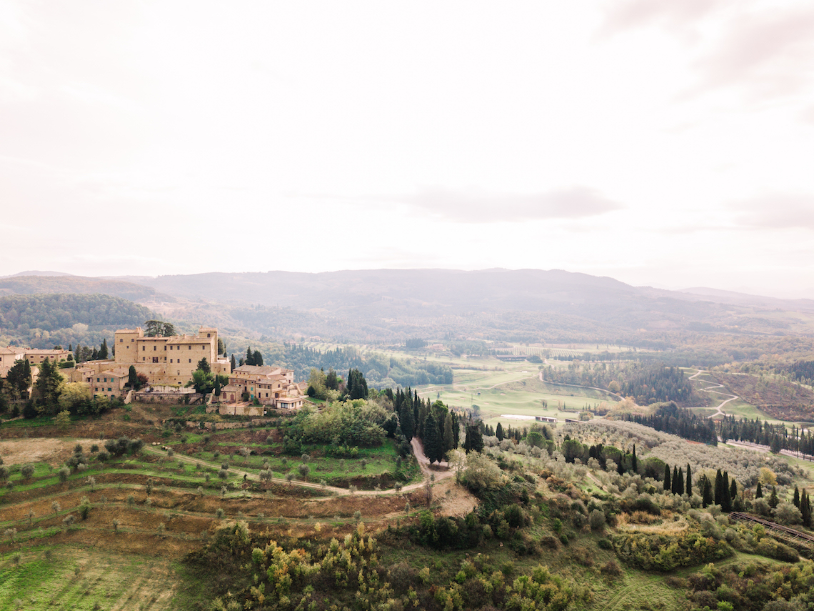 Romantic Italian Countryside Wedding Inspiration | Adrian Wood Photography 60