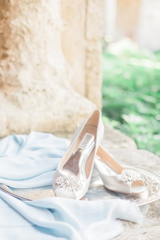 Romantic Watercolor Ideas Featuring A Blue Wedding Dress | Cana Rose Photography 29