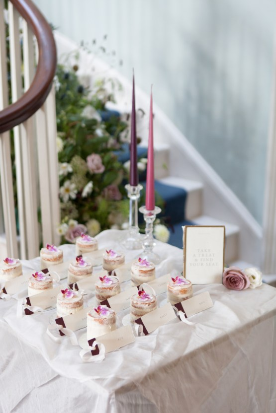 Swanky London Wedding Inspiration Filled With Pretty Dessert Ideas | Amanda Karen Photography 43