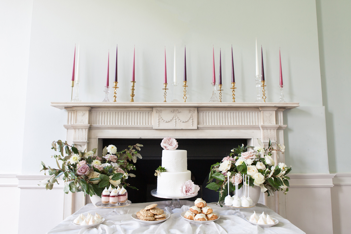 Swanky London Wedding Inspiration Filled With Pretty Dessert Ideas | Amanda Karen Photography 6