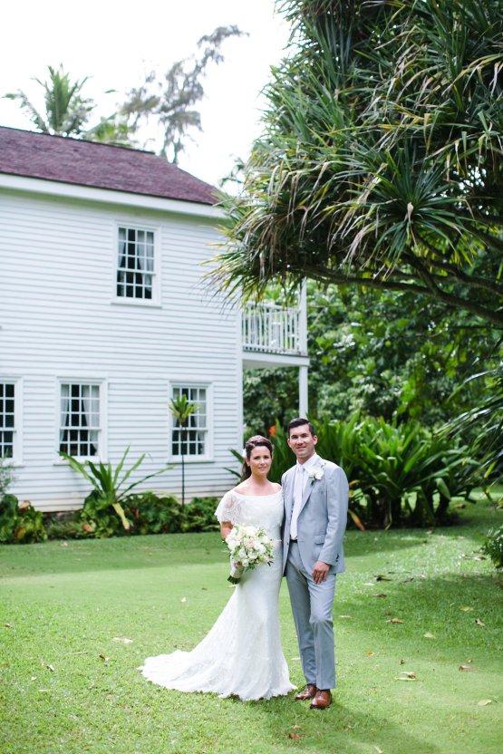 Tropical Hawaii Plantation Wedding | Naomi Wong Photography 14