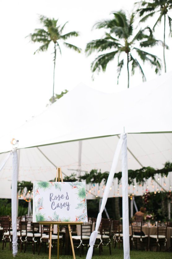 Tropical Hawaii Plantation Wedding | Naomi Wong Photography 25