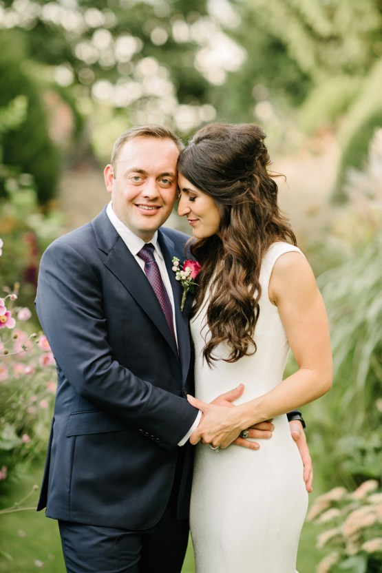A Floral Explosion At An English Garden Wedding | Dominique Bader 27