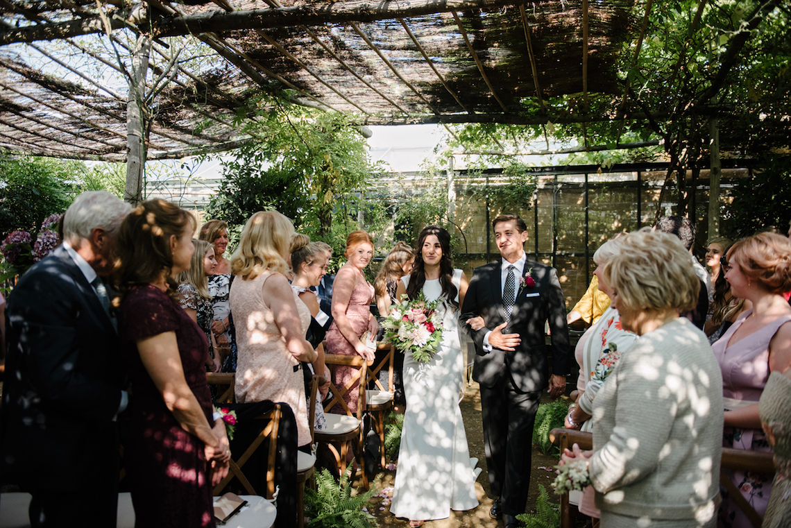A Floral Explosion At An English Garden Wedding | Dominique Bader 5