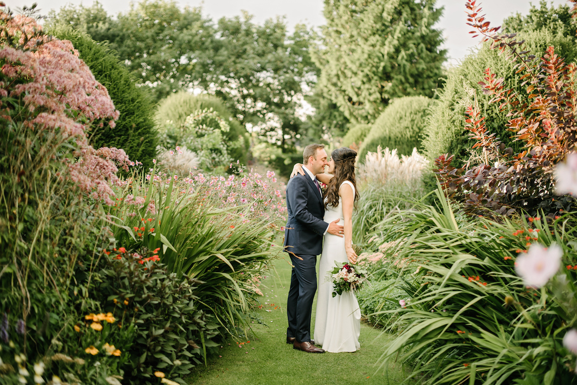 A Floral Explosion At An English Garden Wedding | Dominique Bader 7