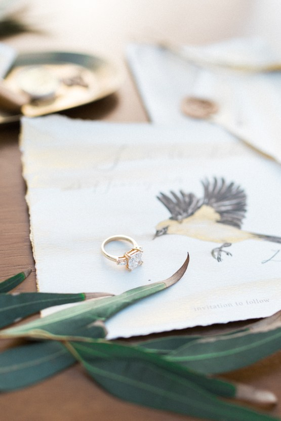 Earthy Organic Seaside Wedding Inspiration (& A Nude Wedding Dress) | George Liopetas 5