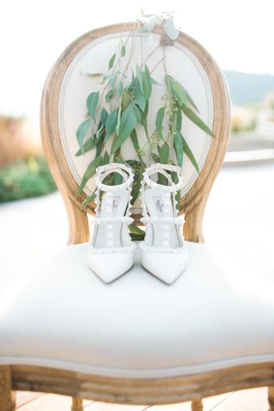 Earthy Organic Seaside Wedding Inspiration (& A Nude Wedding Dress) | George Liopetas 7
