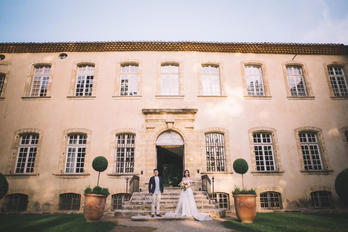 French Sunflower Wedding Inspiration | Teri B Photography 1