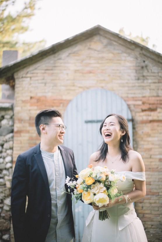 French Sunflower Wedding Inspiration | Teri B Photography 11