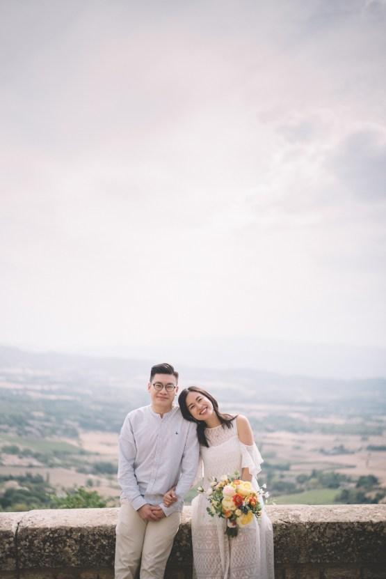 French Sunflower Wedding Inspiration | Teri B Photography 17