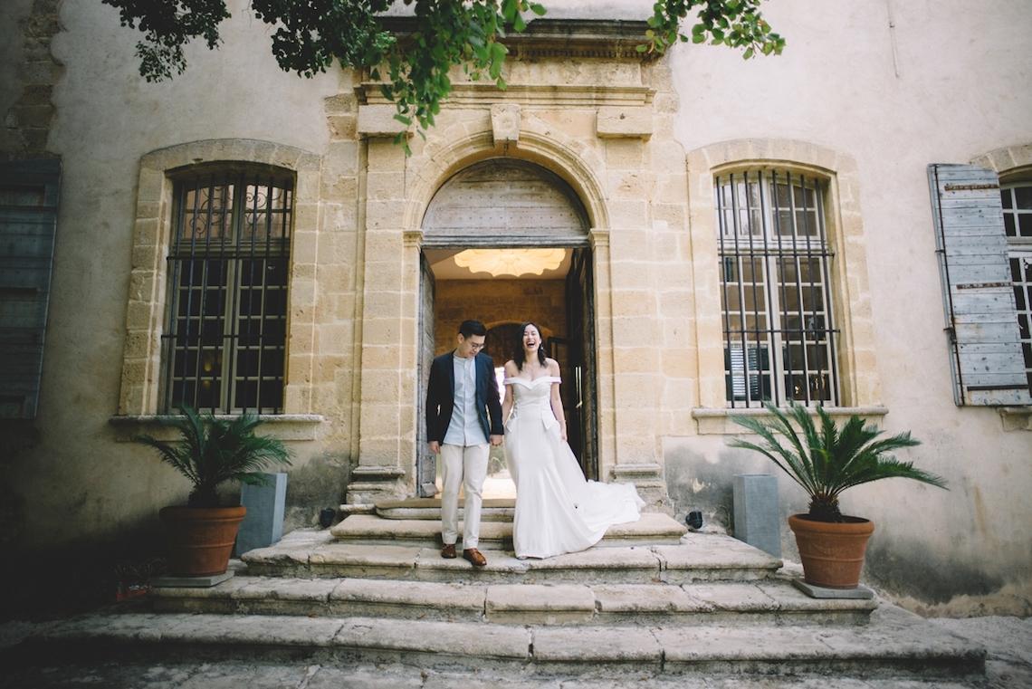 French Sunflower Wedding Inspiration | Teri B Photography 2