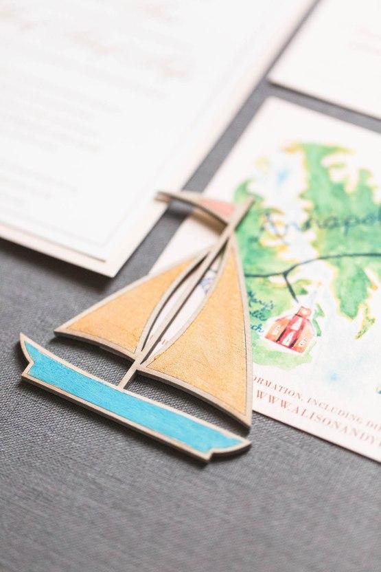 Nautical Military Wedding | Susie & Becky 28