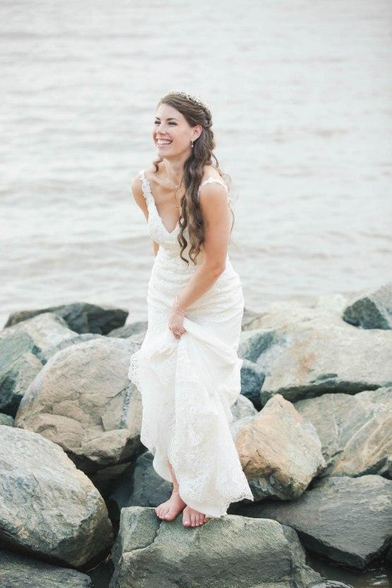 Nautical Military Wedding | Susie & Becky 57