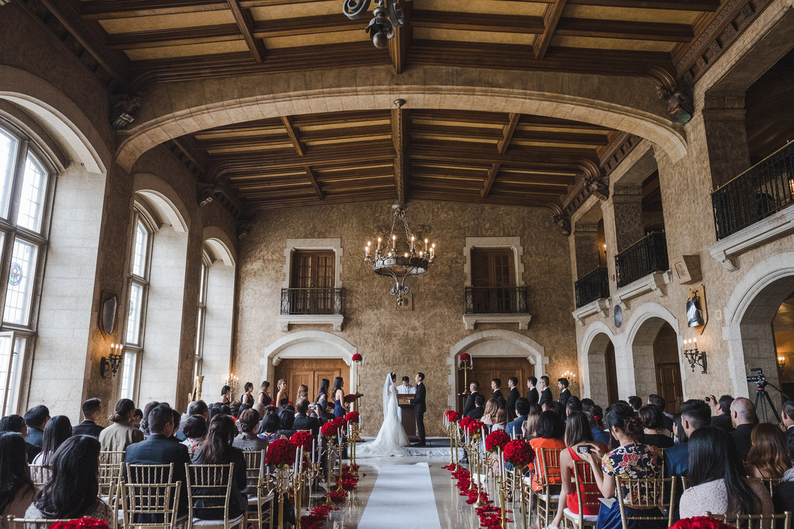 Regal, Disney-Inspired, Majestic Mountain Wedding | Carey Nash Photography 17