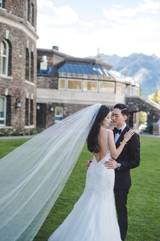 Regal, Disney-Inspired, Majestic Mountain Wedding | Carey Nash Photography 39