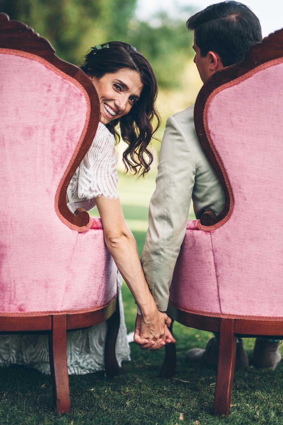 Rich & Rustic Malibu Mountains Ranch Wedding Inspiration | Vitae Weddings 18