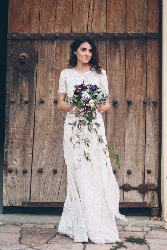 Rich & Rustic Malibu Mountains Ranch Wedding Inspiration | Vitae Weddings 27