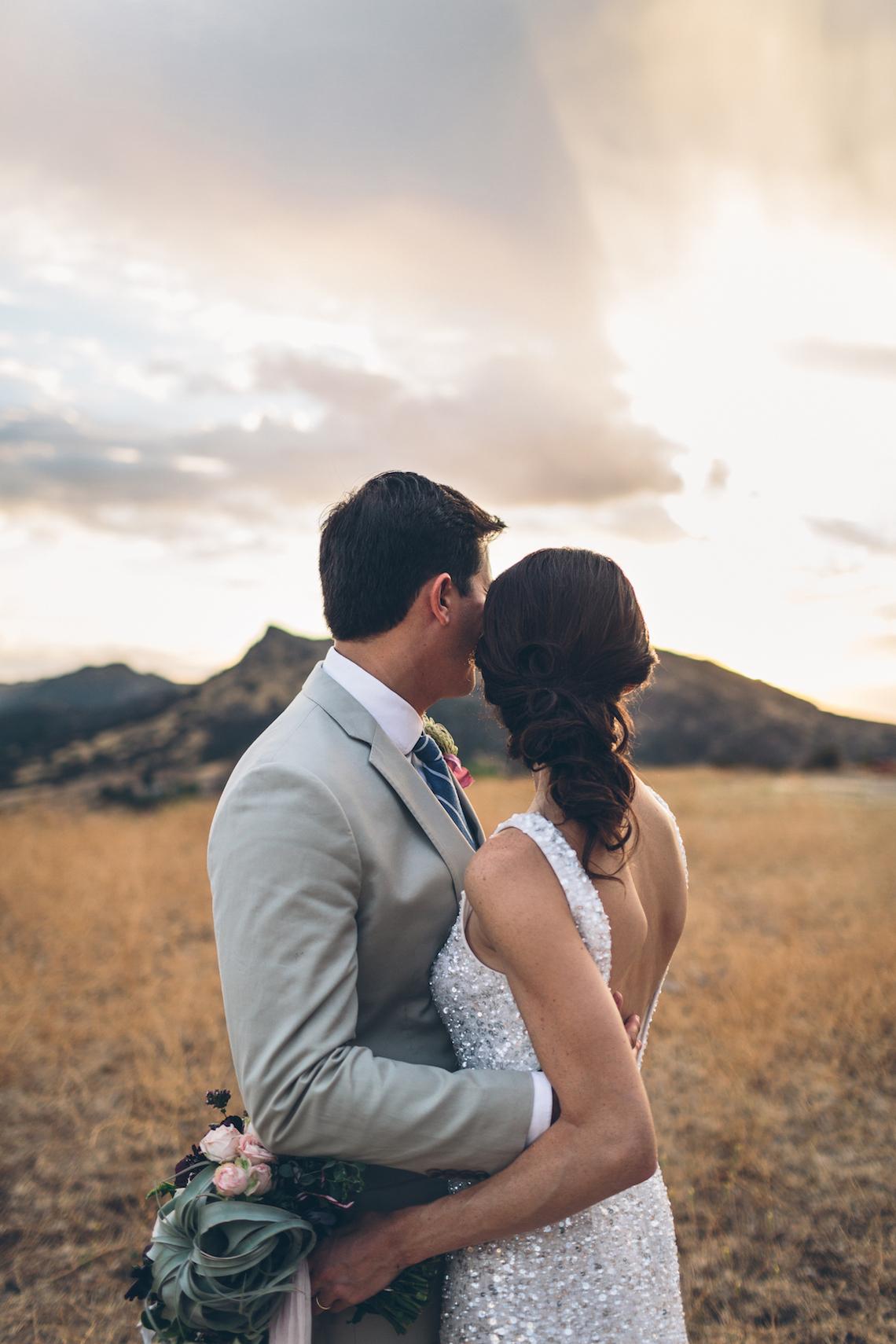 Rich & Rustic Malibu Mountains Ranch Wedding Inspiration | Vitae Weddings 35