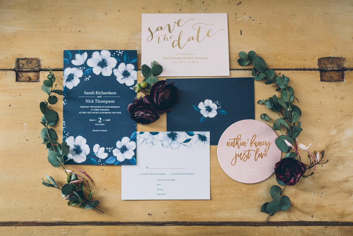 Rich & Rustic Malibu Mountains Ranch Wedding Inspiration | Vitae Weddings 4