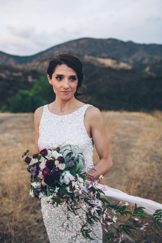 Rich & Rustic Malibu Mountains Ranch Wedding Inspiration | Vitae Weddings 40