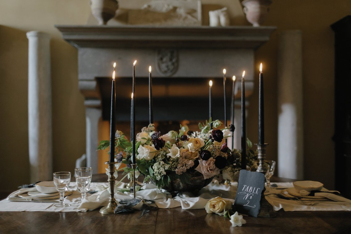 Ancient Rome Meets Mod Yellows & Sophisticated Black In This Timeless Wedding Inspiration | Cinzia Bruschini 3