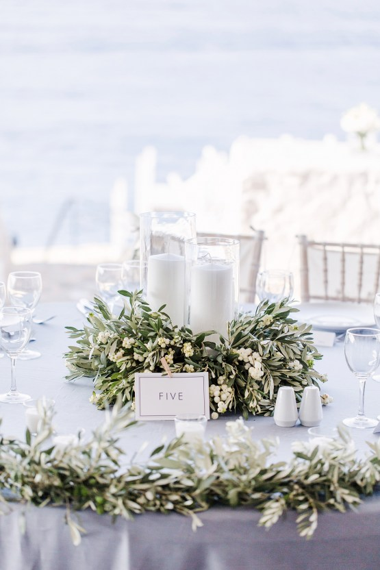 Delightfully Pretty & Wildy Fun Greek Destination Wedding | Penelope Photography 14