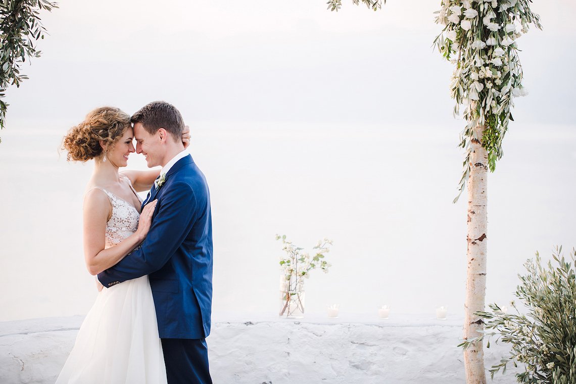 Delightfully Pretty & Wildy Fun Greek Destination Wedding | Penelope Photography 44