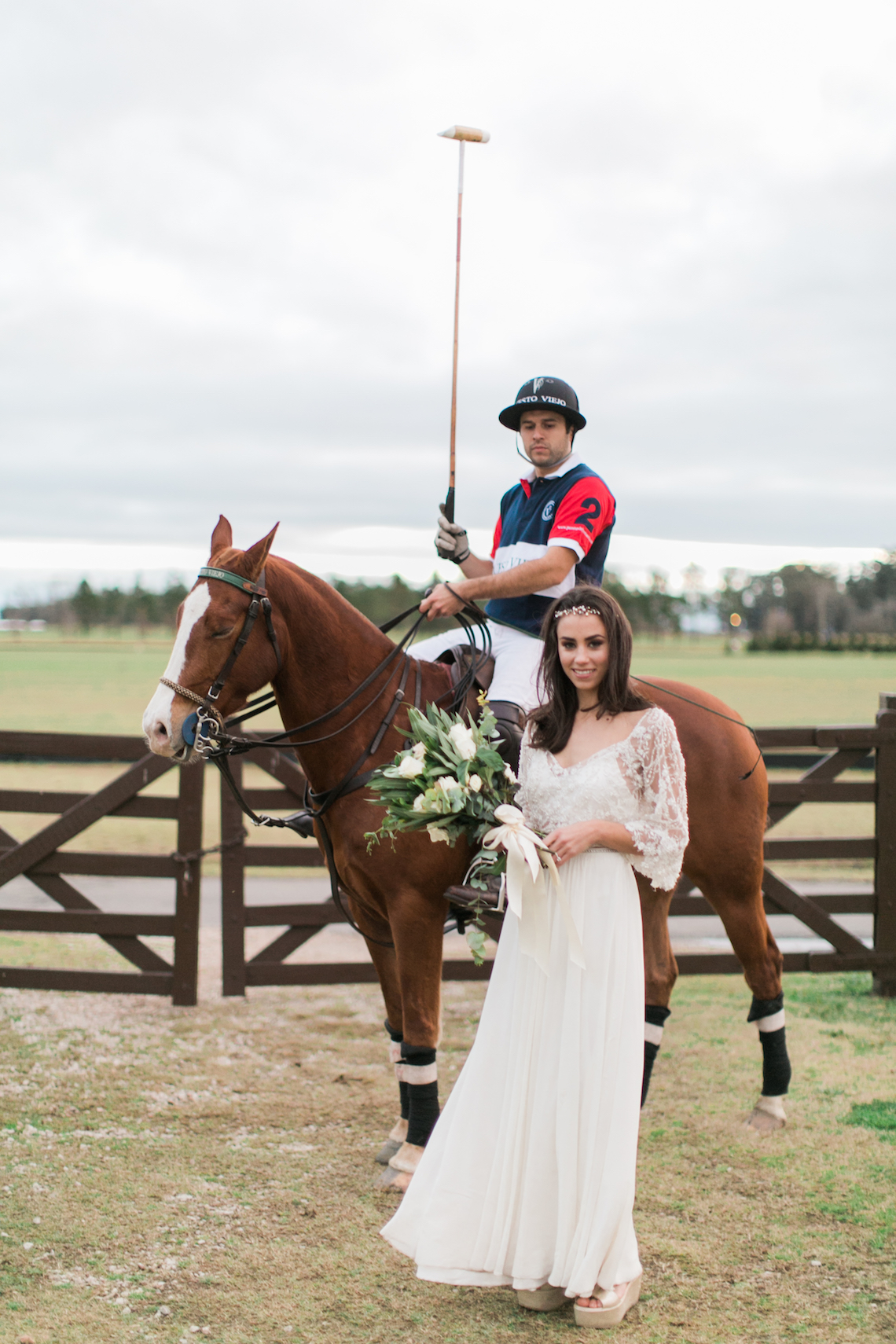 Equestrian Luxe; Boho Wedding Inspiration From Argentina | Steven Leyva Photography | Burlap & Bordeaux 55