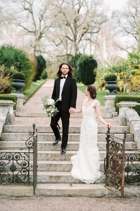 Luxurious Coco Chanel Inspired Wedding Ideas   Bowtie & Belle Photography 21