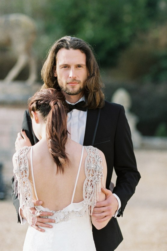 Luxurious Coco Chanel Inspired Wedding Ideas   Bowtie & Belle Photography 28