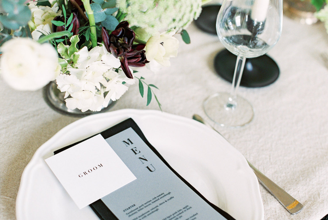 Luxurious Coco Chanel Inspired Wedding Ideas | Bowtie & Belle Photography 36
