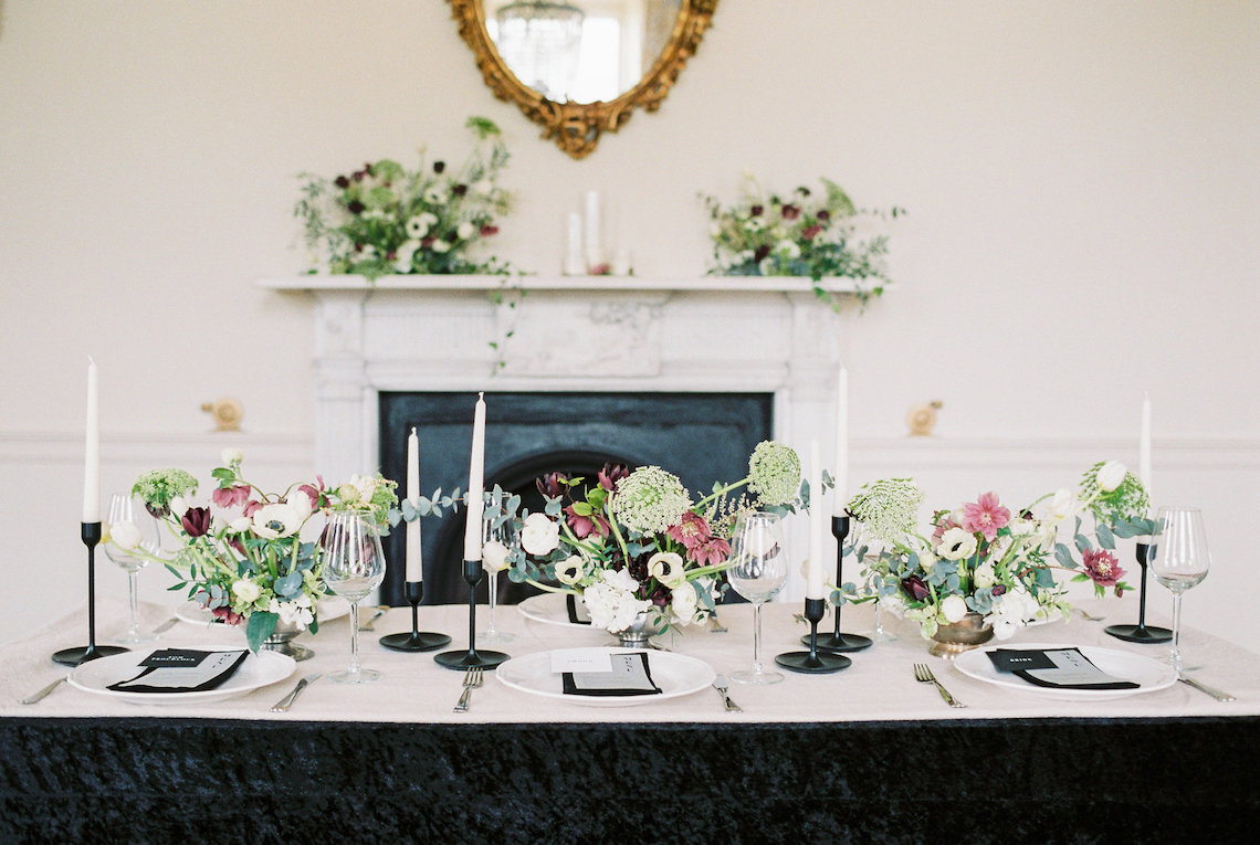 Luxurious Coco Chanel Inspired Wedding Ideas   Bowtie & Belle Photography 39