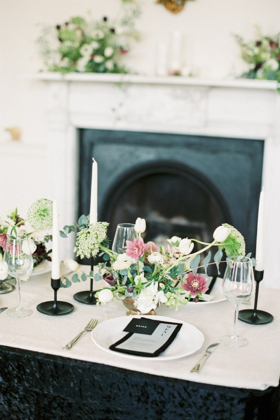 Luxurious Coco Chanel Inspired Wedding Ideas   Bowtie & Belle Photography 8