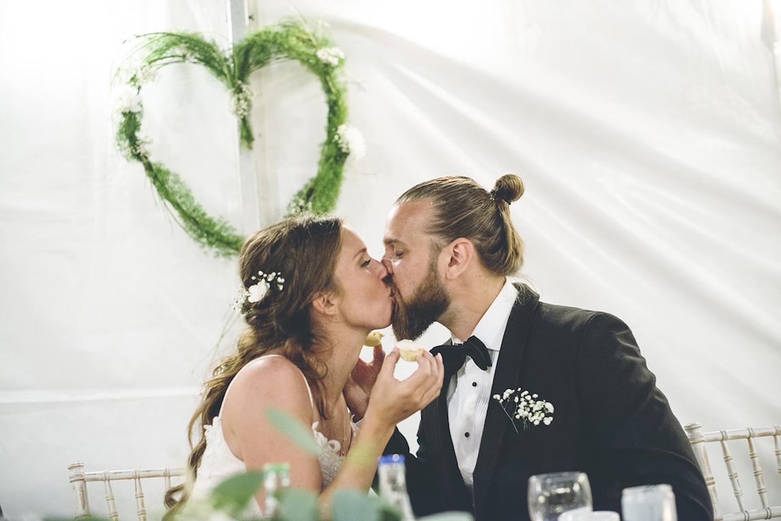 Relaxed & Woodsy Swedish Island Wedding   Sara Kollberg 29