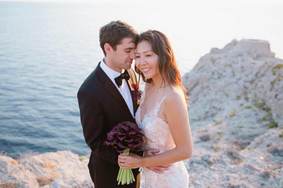 Romantic & Luxe Capri Destination Wedding | Purewhite Photography 10