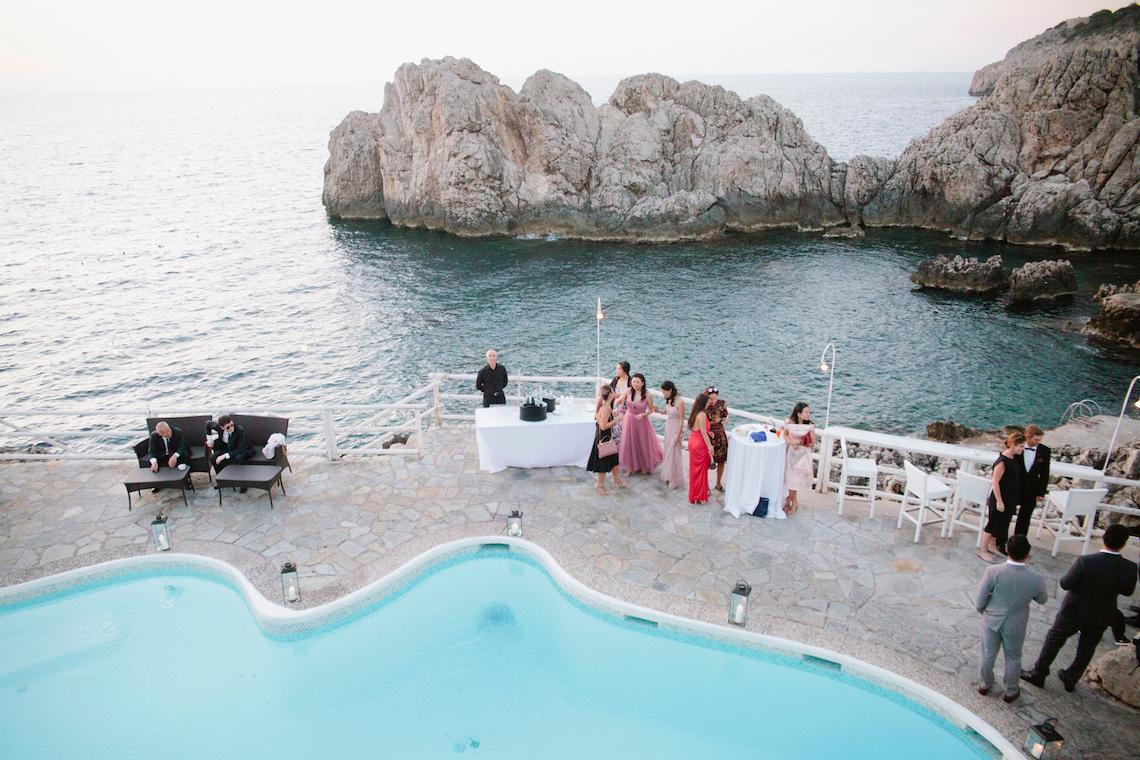 Romantic & Luxe Capri Destination Wedding | Purewhite Photography 12