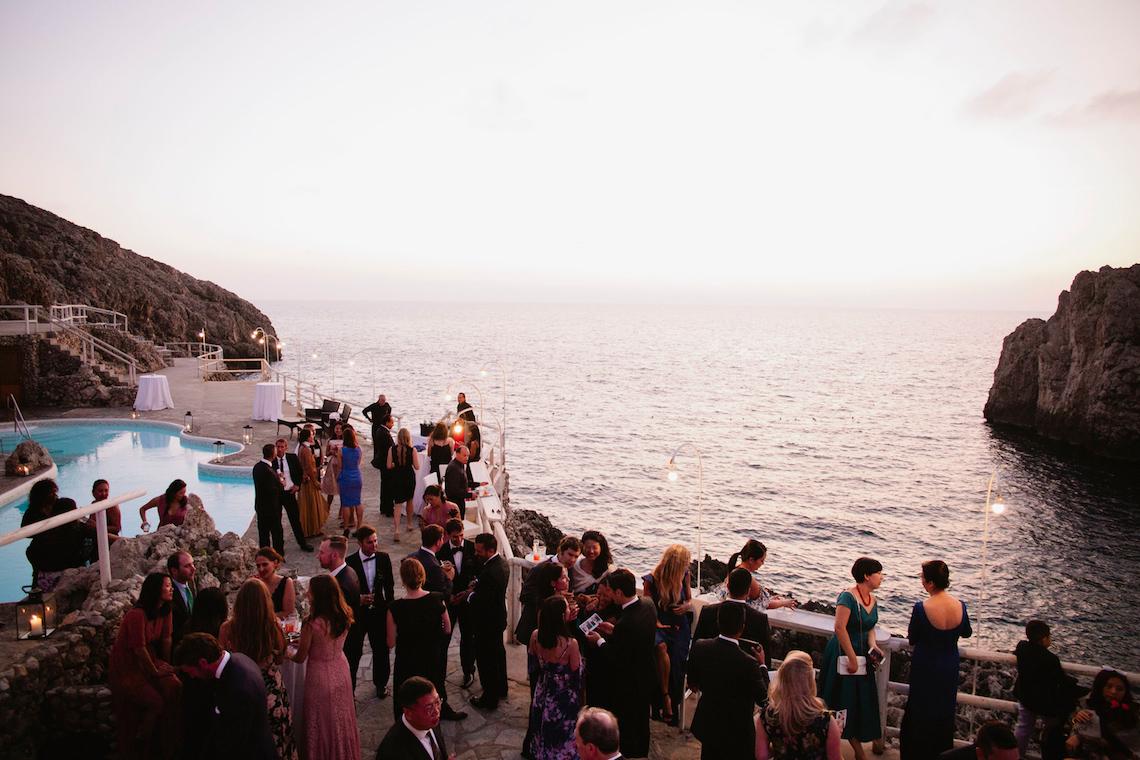 Romantic & Luxe Capri Destination Wedding | Purewhite Photography 14