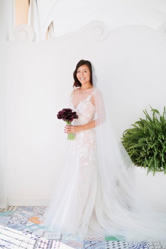 Romantic & Luxe Capri Destination Wedding | Purewhite Photography 21