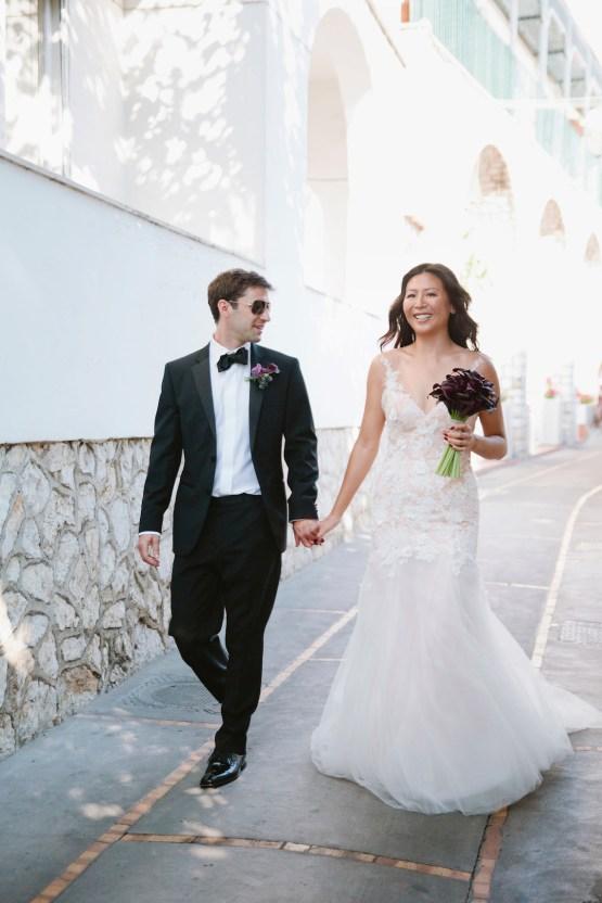 Romantic & Luxe Capri Destination Wedding | Purewhite Photography 29