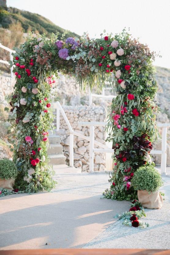 Romantic & Luxe Capri Destination Wedding | Purewhite Photography 41