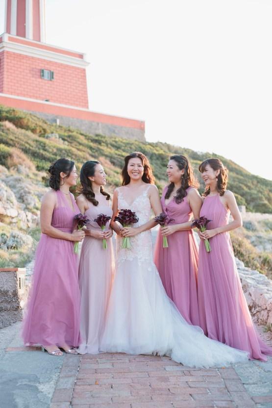 Romantic & Luxe Capri Destination Wedding | Purewhite Photography 42