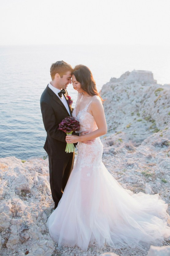 Romantic & Luxe Capri Destination Wedding | Purewhite Photography 46