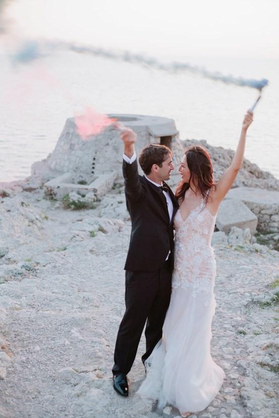 Romantic & Luxe Capri Destination Wedding | Purewhite Photography 49