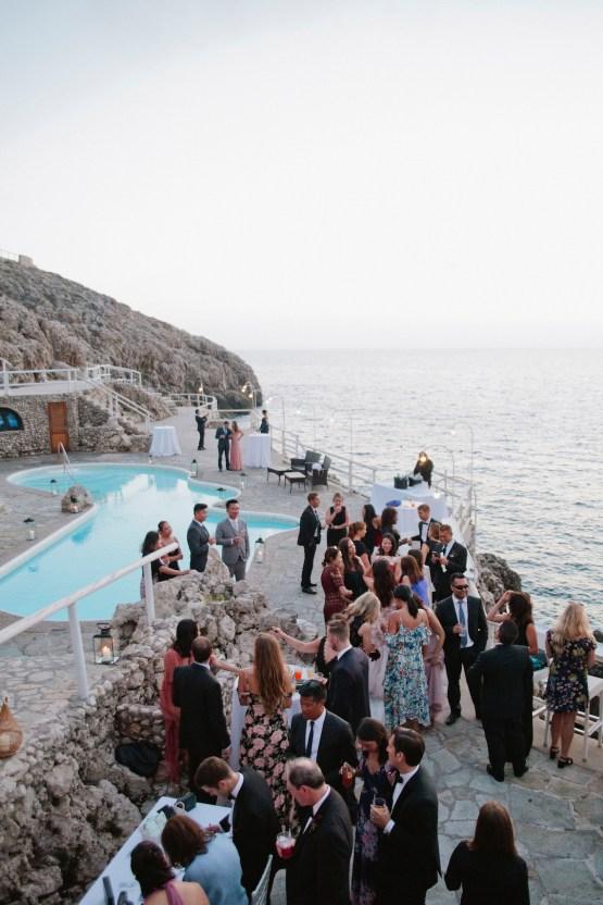 Romantic & Luxe Capri Destination Wedding | Purewhite Photography 54